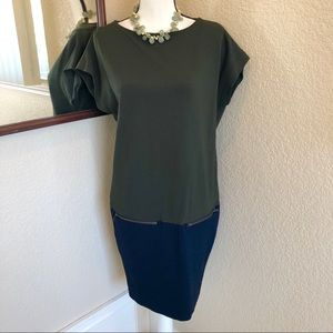 Joe Fresh Spandex Blend Midi Dress or Tunic